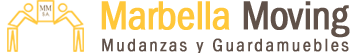 Marbella Moving Logo